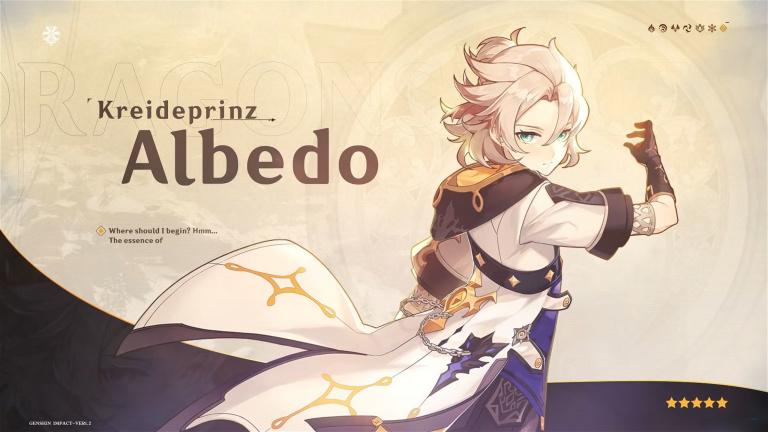 Genshin Impact, Albedo, faut-il l'invoquer ? Analyse et guide