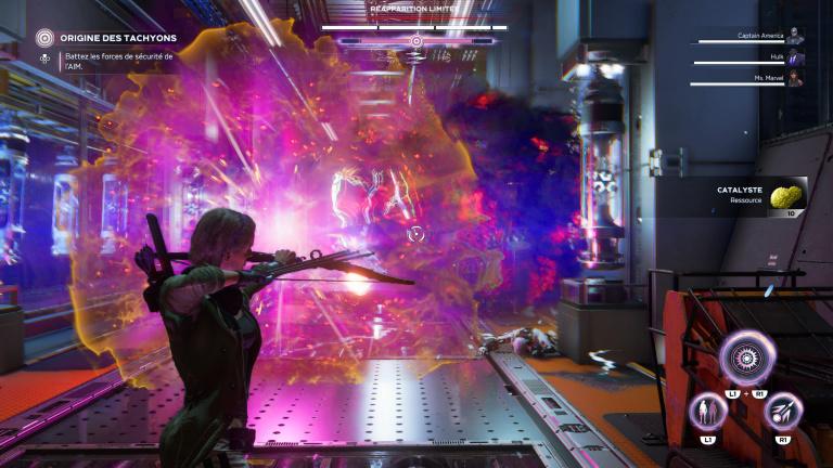Marvel's Avengers: Un premier DLC classique pour un excellent personnage inédit