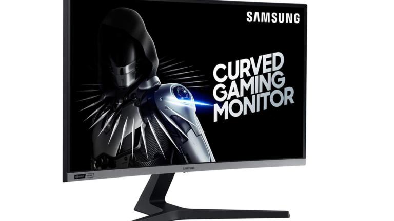 L'écran PC Gamer incurvé Samsung 27 pouces à 209,99€ chez Rue Du Commerce