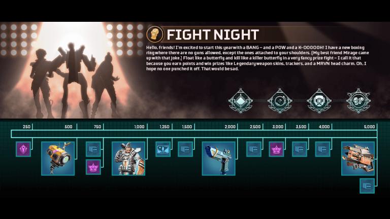 Apex Legends présente son événement Soir de combat