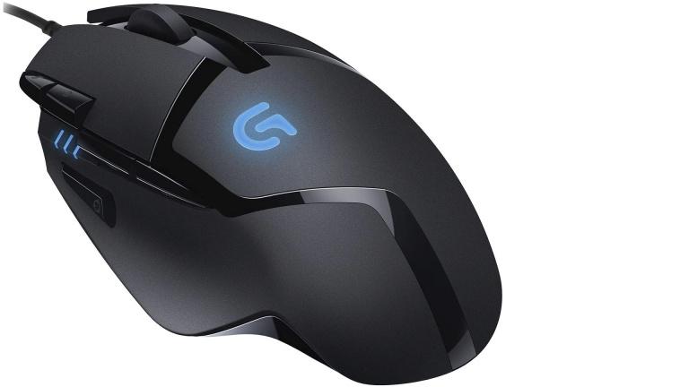La souris Logitech G402 Hyperion Fury en promotion à moins de 30€