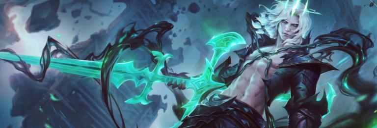 League of Legends - Viego, le Roi Déchu sera le prochain personnage jouable