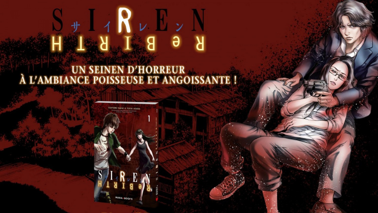 Critique Siren ReBIRTH : Tome 1 – La Malédiction continue