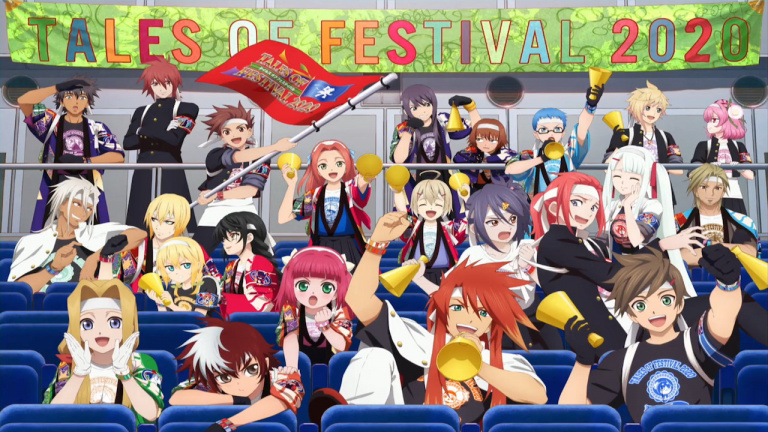 Le Tales of Festival 2020 aura finalement lieu en mars