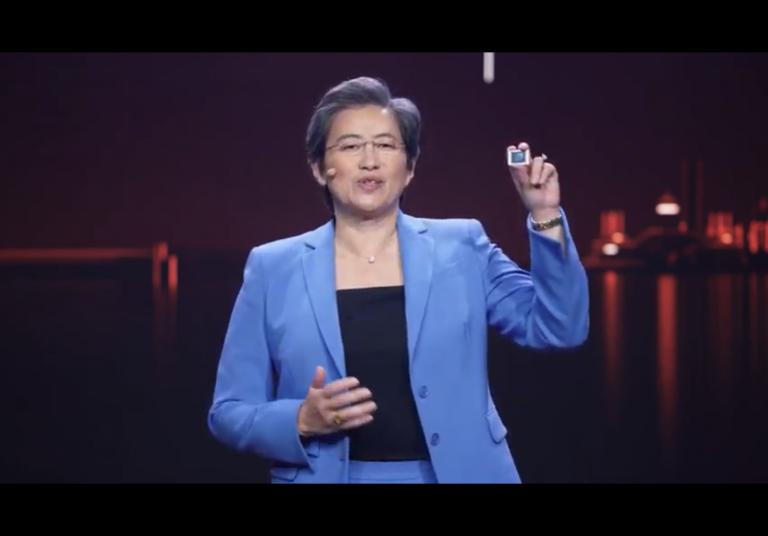 CES 2021 : AMD présente ses nouveaux processeurs pour ordinateurs portables