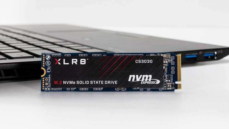 SSD Interne NVMe 1To PNY en promotion à moins de 120€