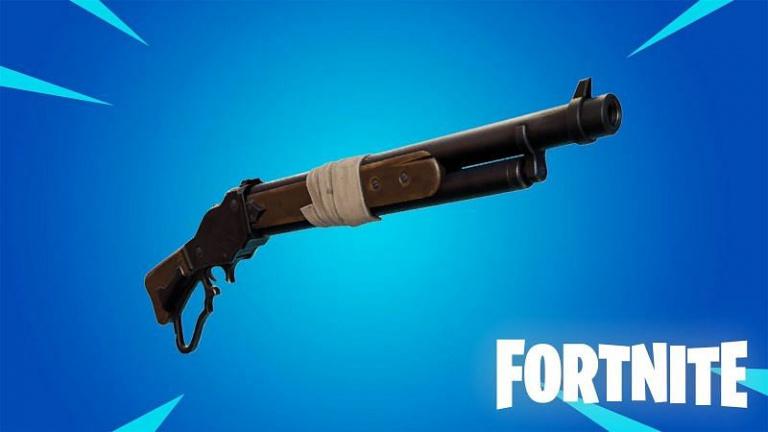 Fortnite, saison 5 : le fusil à pompe à levier, notre guide de la nouvelle arme