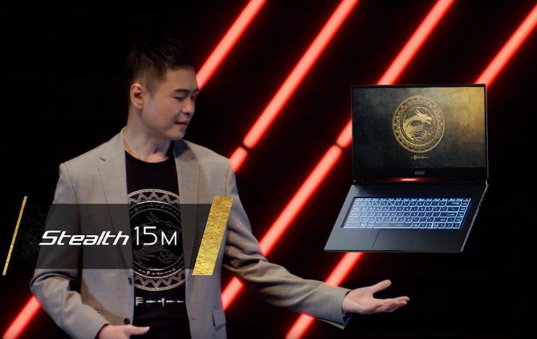 CES 2021 : La nouvelle gamme de PC portables MSI dévoilée