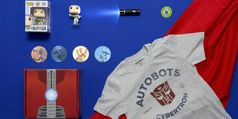 En janvier, la Wootbox Heroes arrive avec son sidekick !