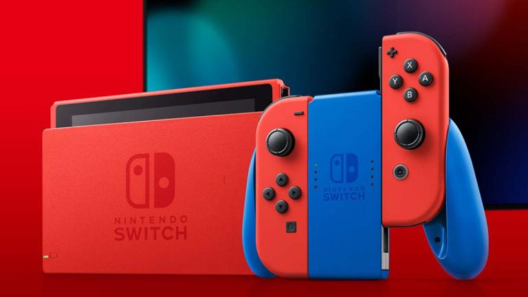 Nintendo Switch Édition Spéciale Mario au meilleur prix chez Cultura
