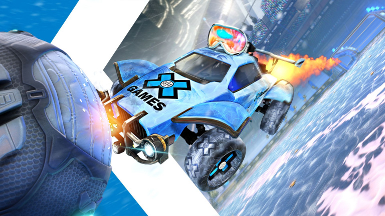 Rocket League partners with X Games for special event
