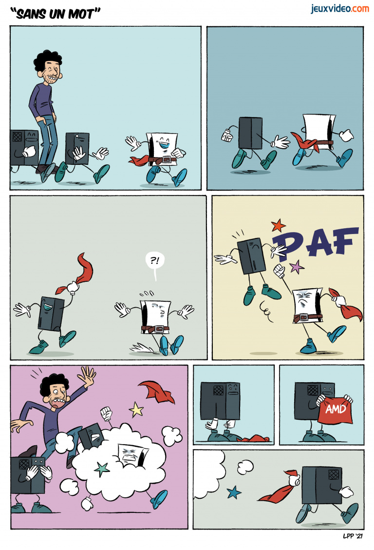 LaPetitePelle dessine Jeuxvideo.com - N°367