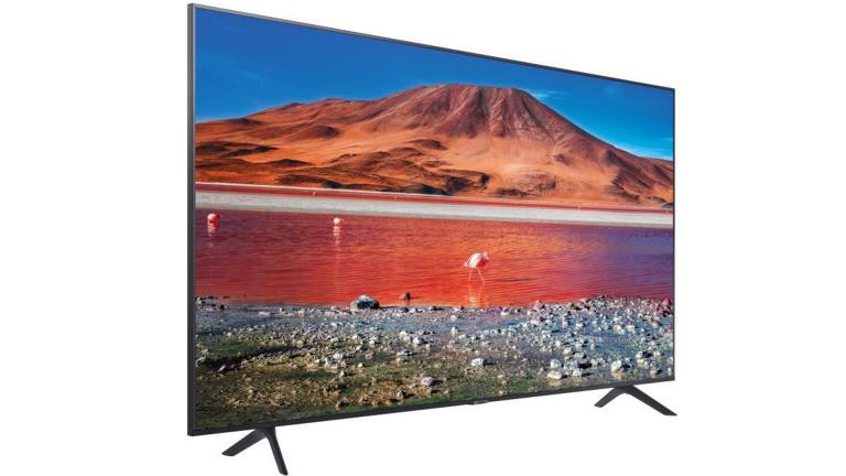 Promotion Samsung : la Samsung Smart TV  LED HDR 10+ 43 pouces à moins de 370€