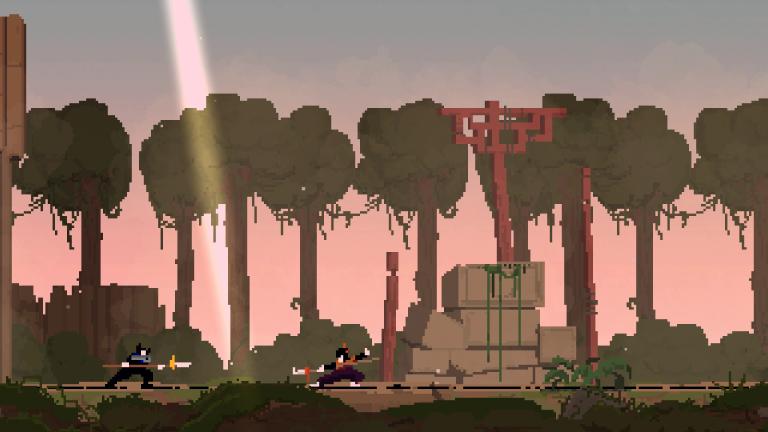 Olija : La nouvelle référence du jeu d'action en 2D ?