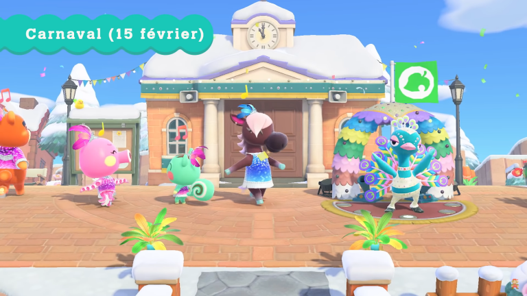 Animal Crossing New Horizons : mise à jour 1.7.0, notre guide complet