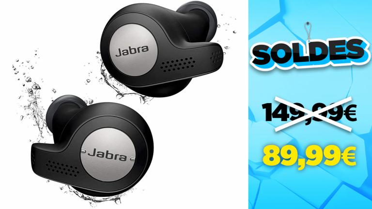 Soldes Jabra : les Jabra Elite Active 65t en réduction de -40%