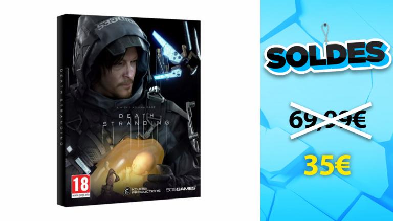 Soldes PC : Death Stranding Steelbook Edition en promotion de 50%