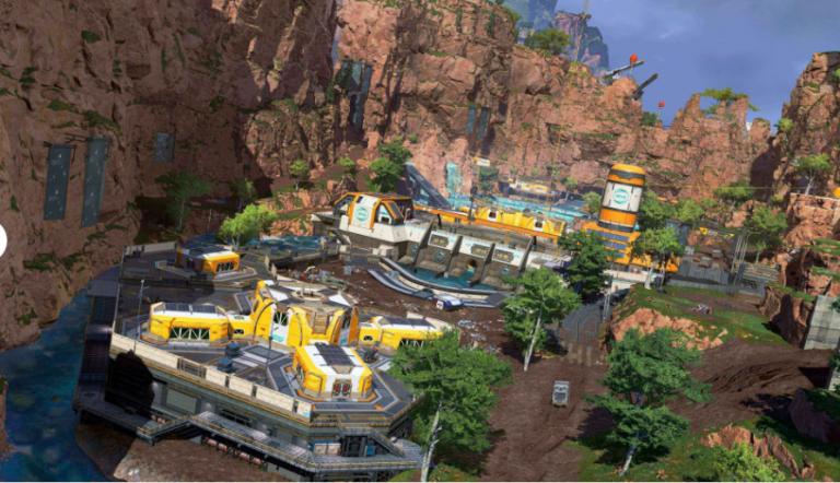 Apex Legends, saison 8 : les changements sur King's Canyon, notre guide