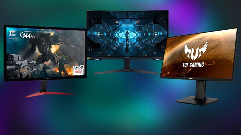 Bien choisir son écran PC en février 2021 : Conseils, pièges à éviter et notre sélection - jeuxvideo.com