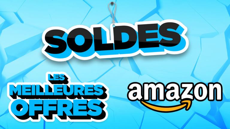 Soldes 2021 : Les meilleures offres Amazon du jour