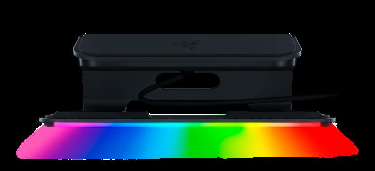 Razer ajoute un clavier et deux boitiers connectiques à son catalogue