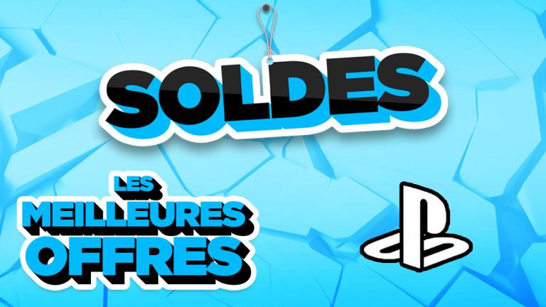 Soldes 2021 : Les meilleures offres de jeux PS4 et PS5 - jeuxvideo.com