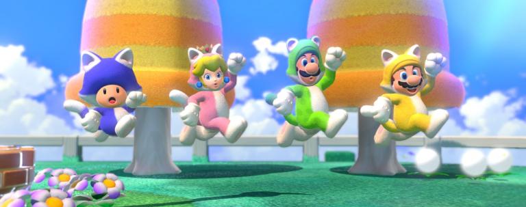 Super Mario 3D World, solution complète : tous nos guides et astuces
