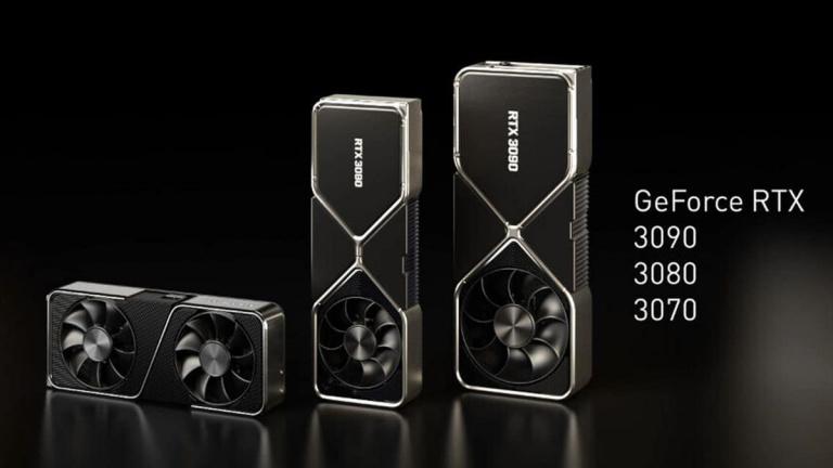 Nvidia : la pénurie de GeForce RTX 30 est bien partie pour durer - jeuxvideo.com