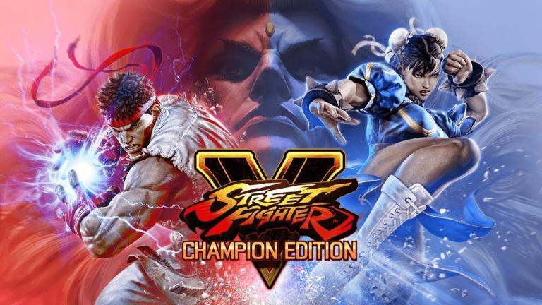 Street Fighter V présentera sa Winter Update ce soir