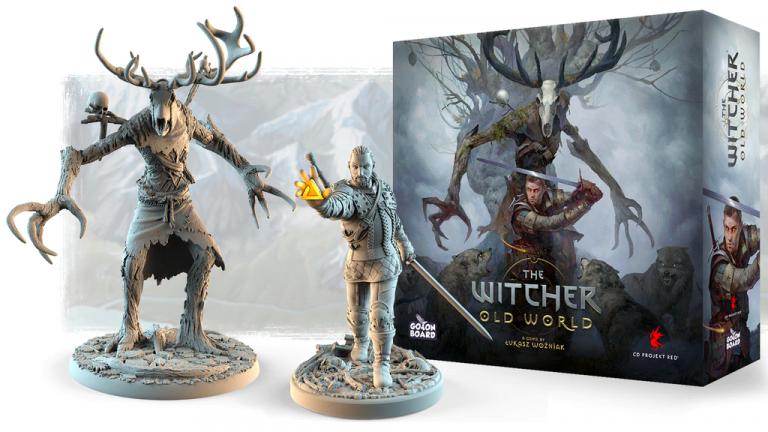 The Witcher : Un nouveau jeu de société annoncé
