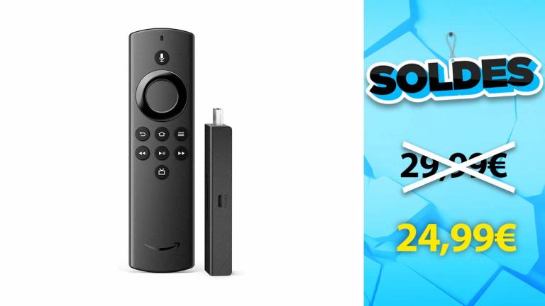 Soldes Amazon : Les promotions sur les Fire Stick TV sont de retour
