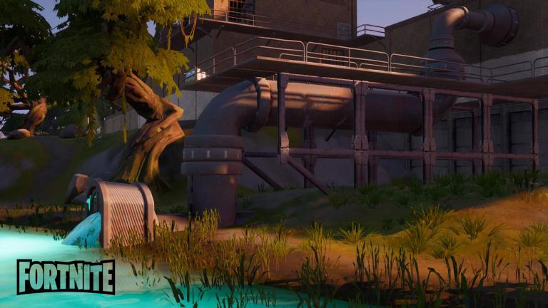 Fortnite Season 5: Deliver the love Potion to Slurpy Swamp or Fangeville