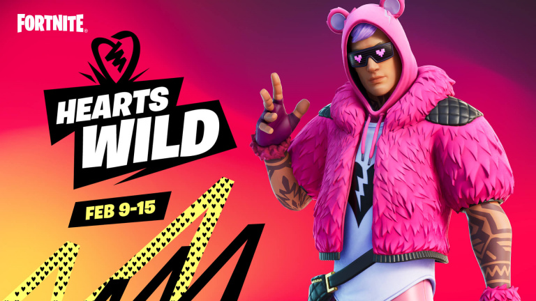 Fortnite Season 5: Valentine's Day Challenges List & Complete Guide