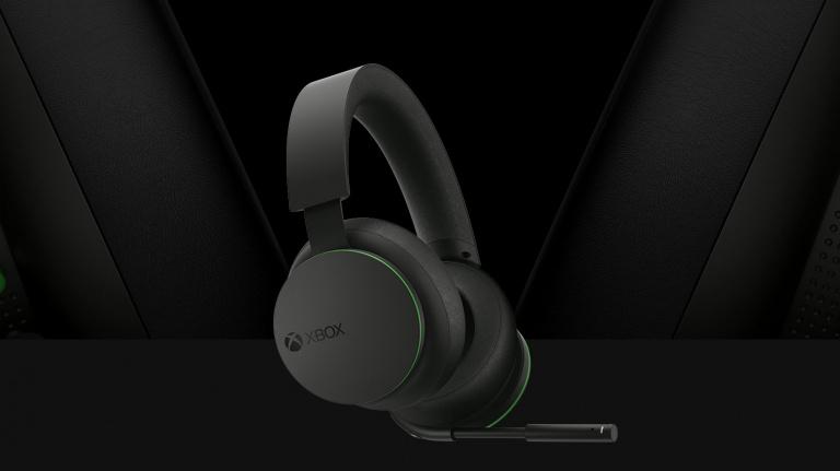 Xbox : Un nouveau casque sans fil dévoilé par Microsoft