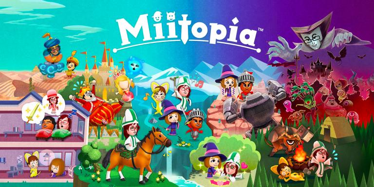 Miitopia : Le retour du jeu 3DS sur Switch