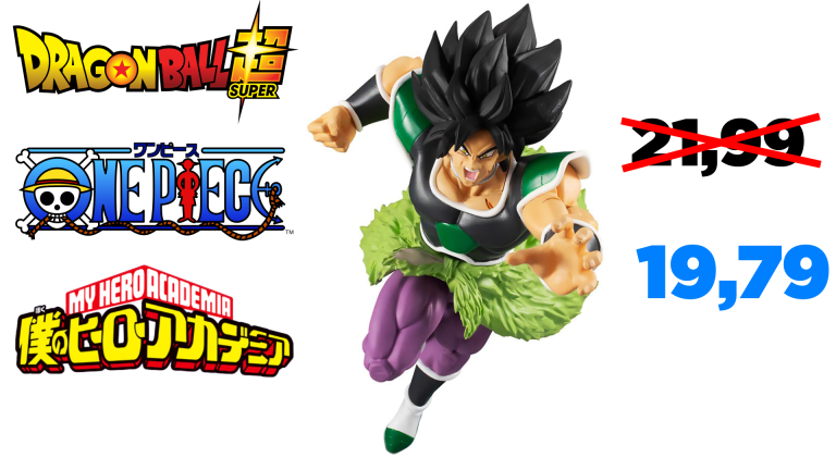 Bon plan : réduction de -10% sur les figurines Dragon Ball, One Piece, etc.