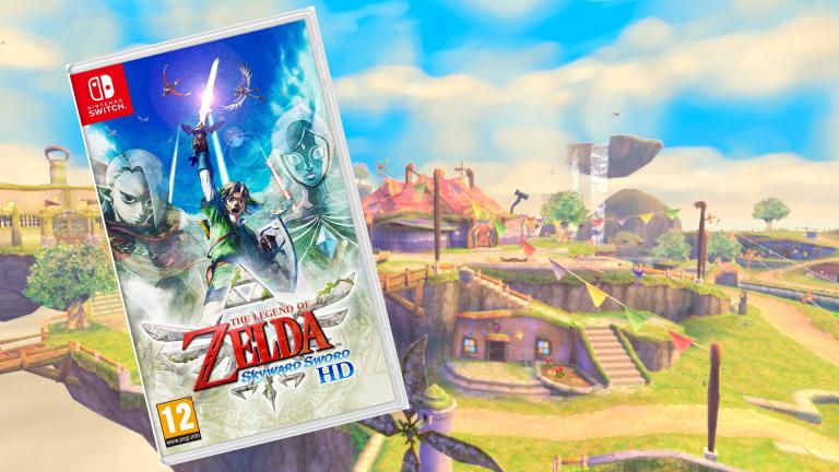Précommandez le nouveau Zelda Skyward Sword HD pour Nintendo Switch