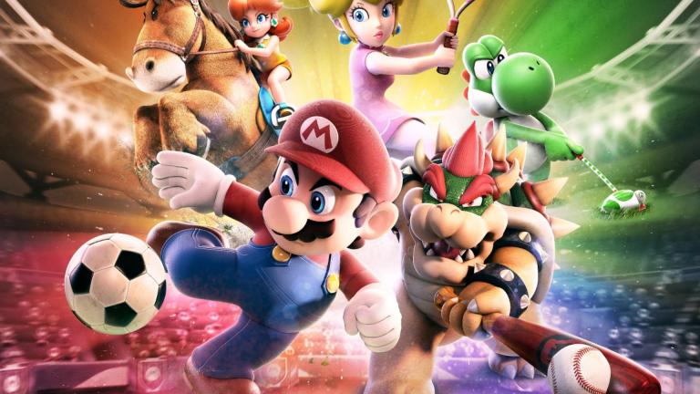 Jeux de sport Mario : Golf, Tennis, Baseball... retour sur la carrière du plombier - jeuxvideo.com