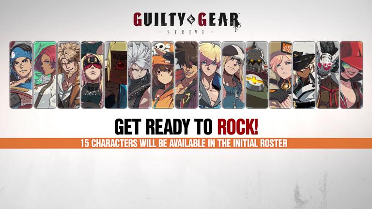 Guilty Gear Strive : I-No entre en scène
