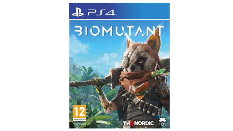 Précommande PS4 : Biomutant disponible en mai 2021