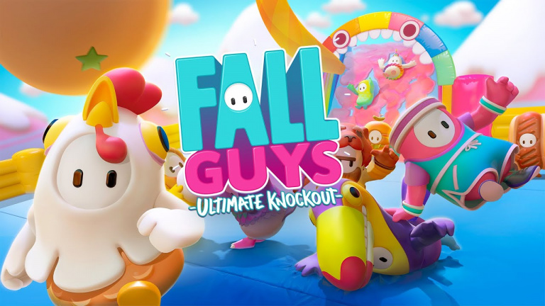 Fall Guys invite Cuphead à la fête