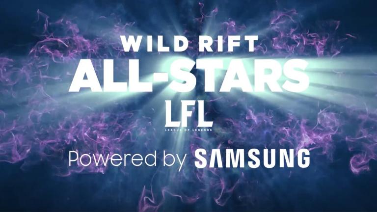 Participez au tournoi Wild Rift All-Stars LFL by Samsung et affrontez des joueurs de la LFL !