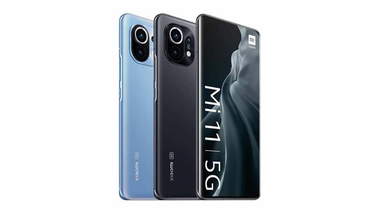 Les précommandes du smartphone 5G Xiaomi Mi 11 sont ouvertes