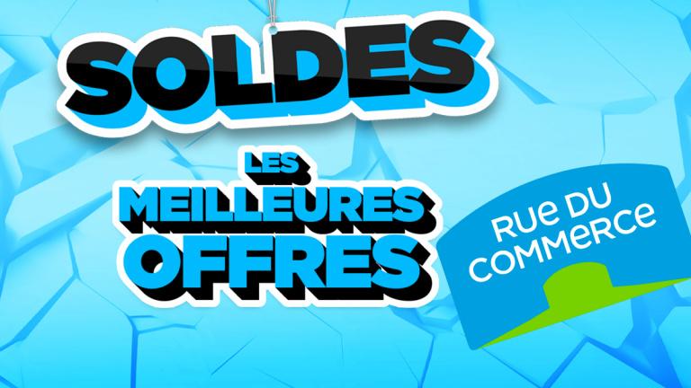 Soldes 2021 : Les meilleures offres chez Rue Du Commerce - jeuxvideo.com