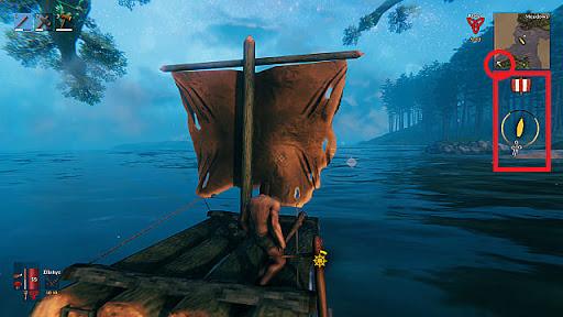 Valheim, bateaux et navigation : comment construire votre navire, notre guide