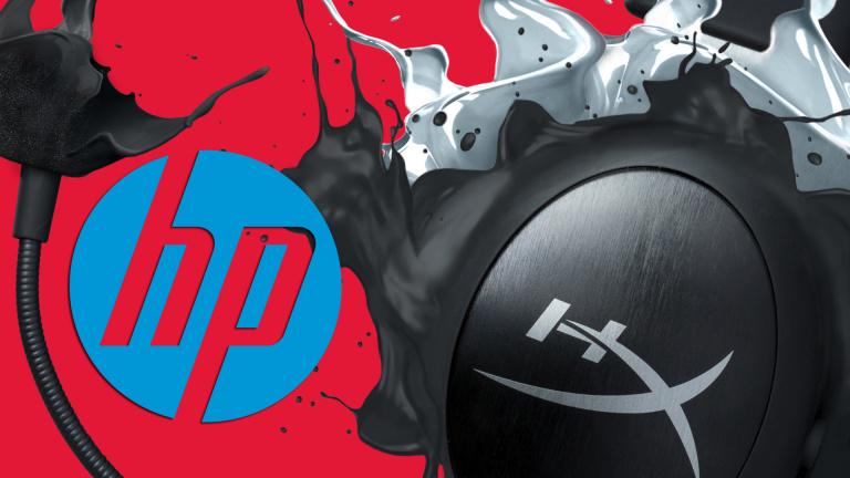 HP rachète la marque d'accessoires gaming HyperX - jeuxvideo.com