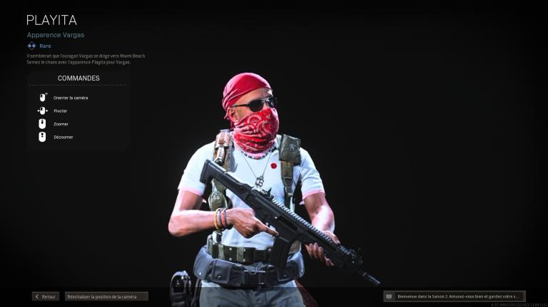 Call of Duty Warzone, saison 2 Black Ops : missions d'opérateur Vargas, liste et guide complet