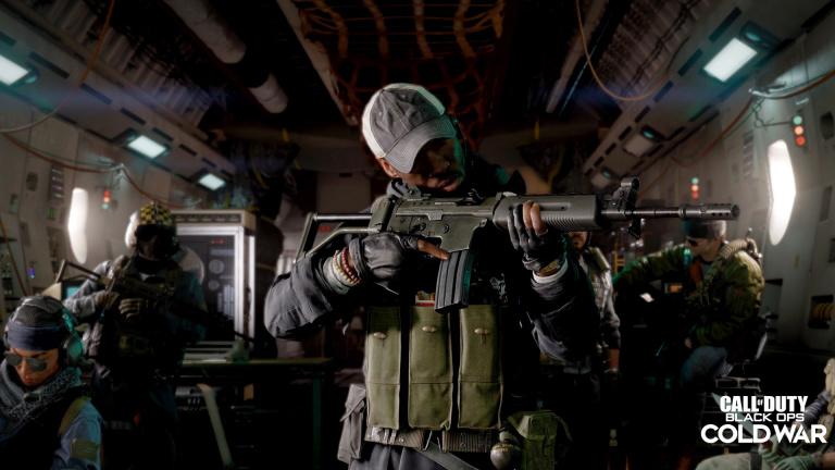 Call of Duty : Black Ops Cold War et Warzone - Les PS4 de 500 Go bientôt en manque de place ?