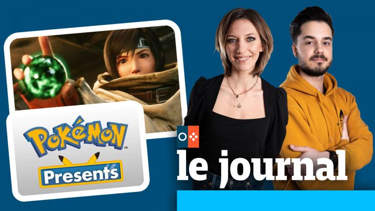 Attentes du Pokémon Presents et Final Fantasy VII à partir de 12h30 dans le journal