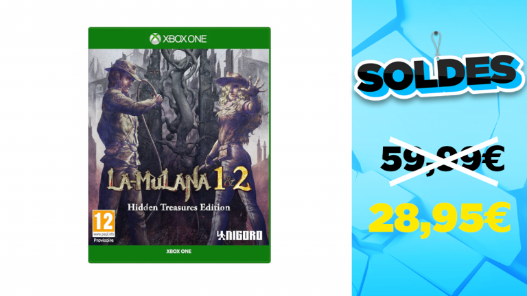 Soldes 2021 : La-Mulana 1&2 Hidden Treasures Edition à petit prix